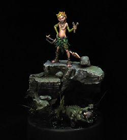 Peter Pan by Tales of War
