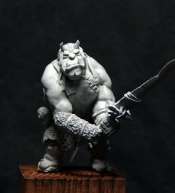Mountain Ogre Warrior
