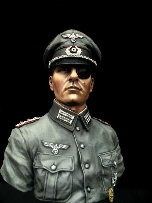 Claus Von Stauffenberg Aka Tom Cruise Valkyrie Ww2 By Luc