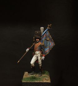 Grenadier of the Royal Guard - Kingdom of Naples
