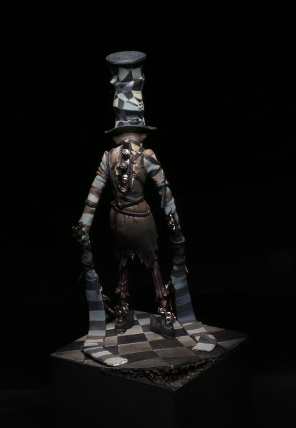 """Mad Hatter"""