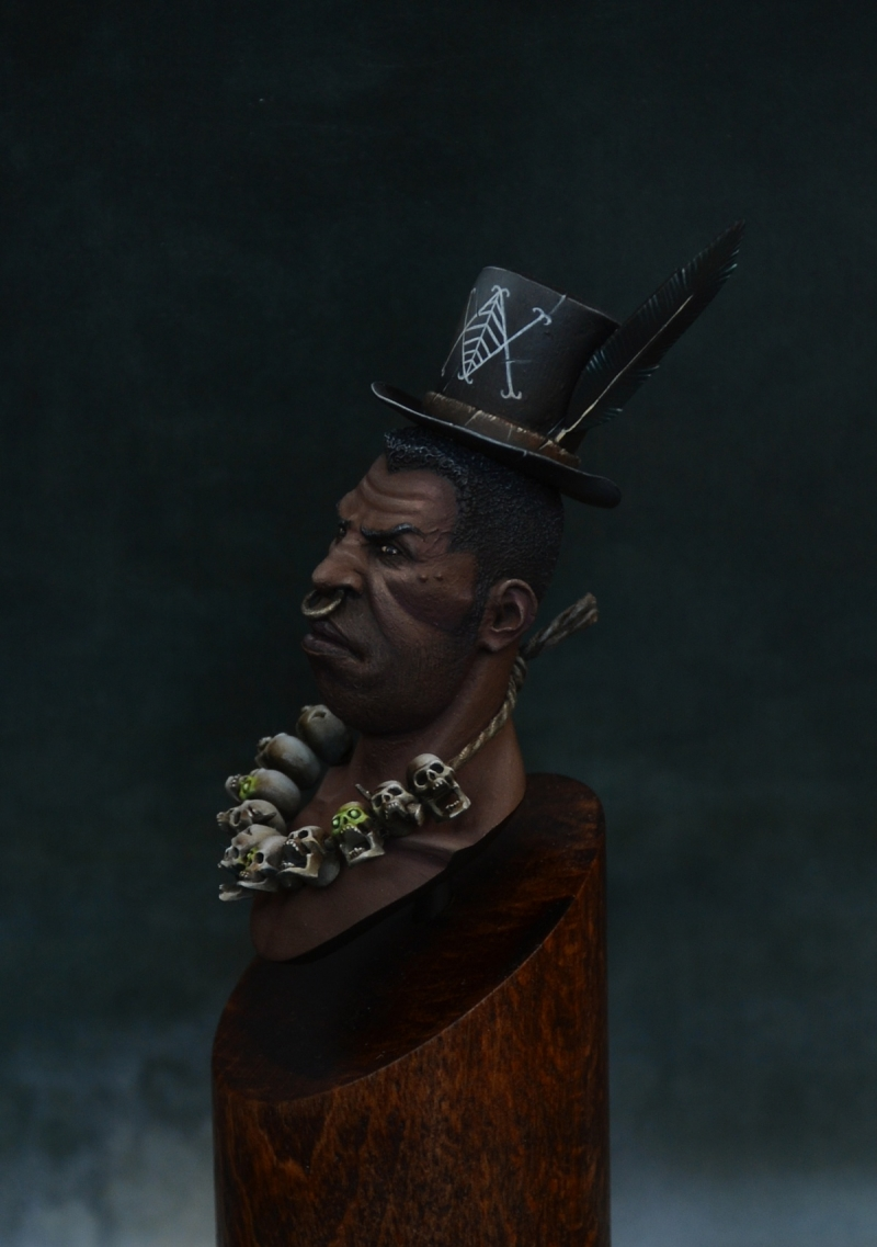 Jamal the Voodoo Shaman