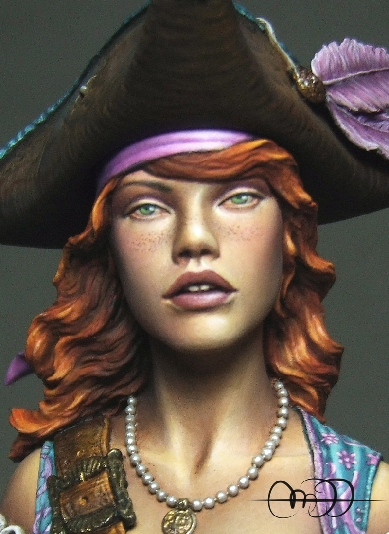 How Much Is A Paint Job >> Anne Bonny / Nuts Planet by Pepa Saavedra · Putty&Paint
