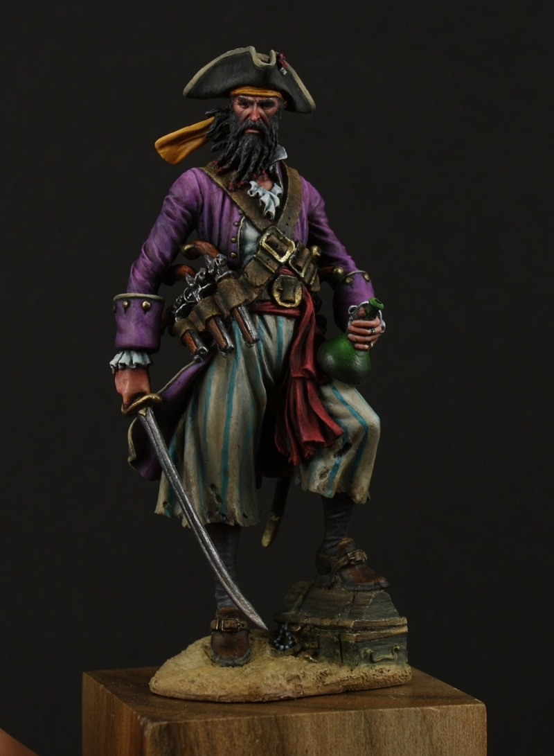 Blackbeard By Oliver Quot Honourguard Quot Sp 228 Th 183 Putty Amp Paint