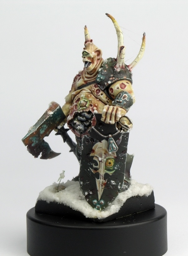 'The Butcher' Nurgle Chaos Lord