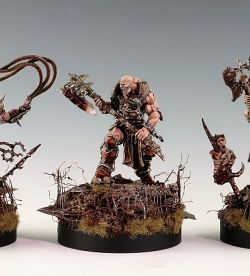Blood Reavers Unit