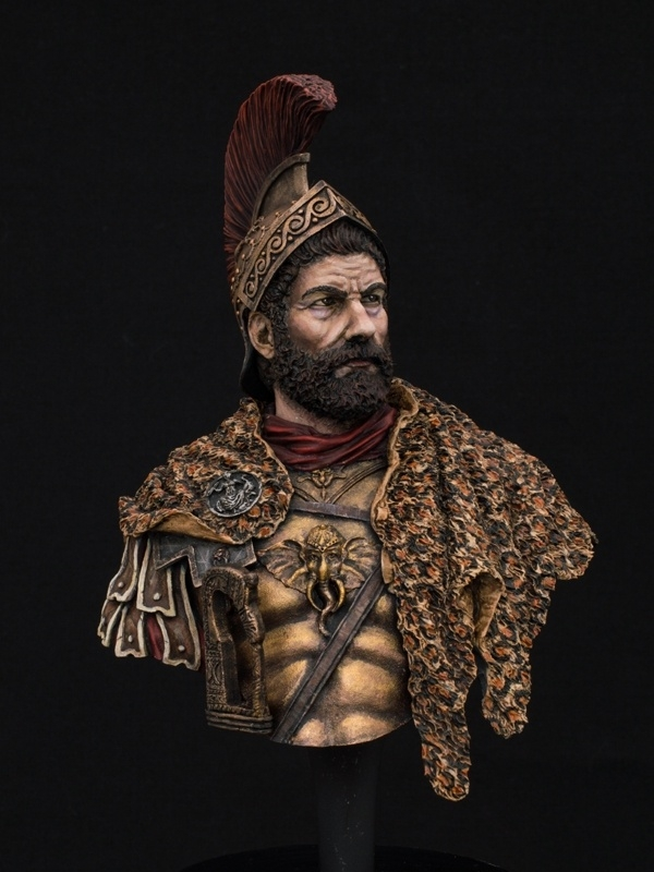 Hannibal Barca By Ragip Oy 183 Putty Amp Paint