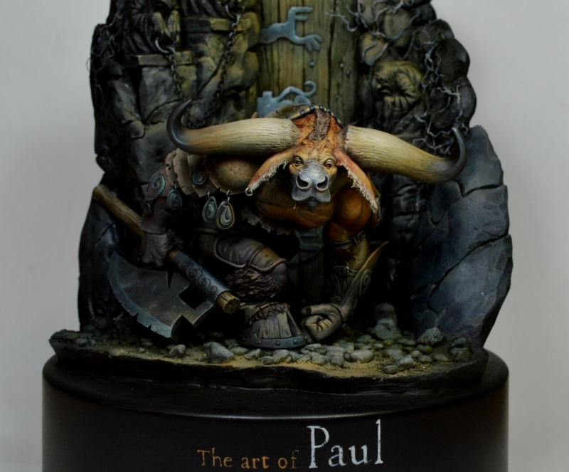 The Art of Paul Bonner