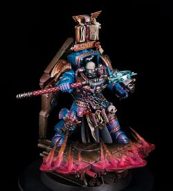 Space Marine Blood Raven Librarian
