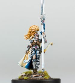 High Elf Handmaiden