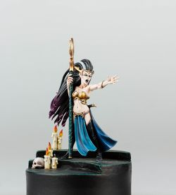 Dark Elf Sorceress
