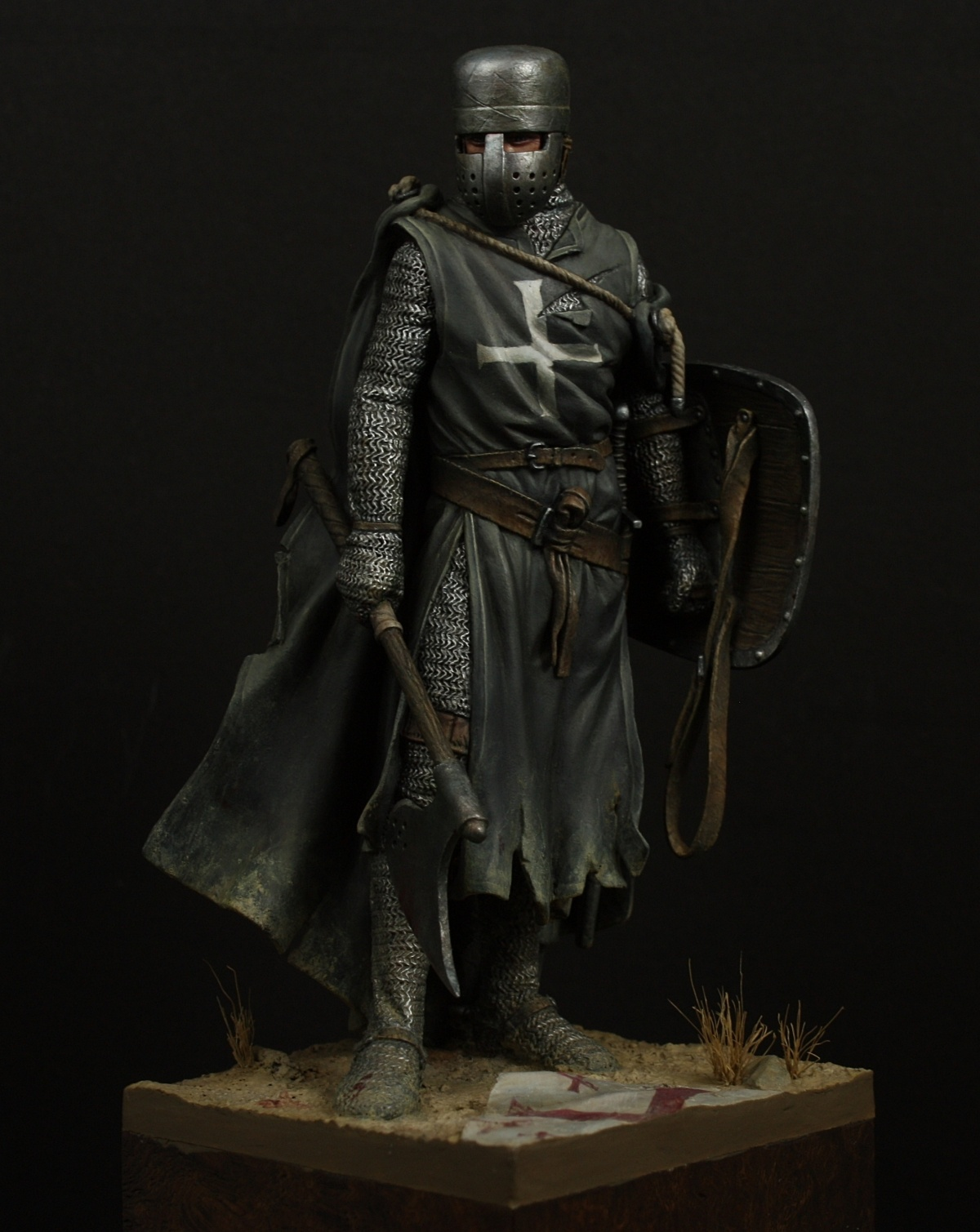Knight Hospitaller Xiii Century By Oliver Quot Honourguard