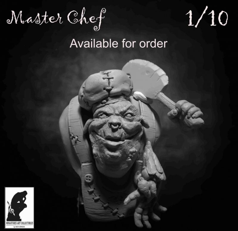 master chef  bust 1/10