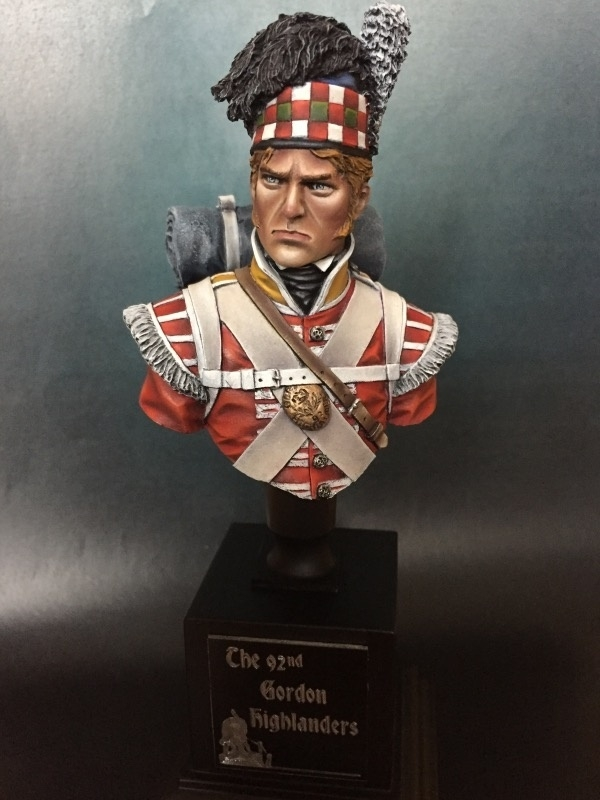 The 92nd Gordon Highlanders by Enrico Collenzini · Putty&Paint