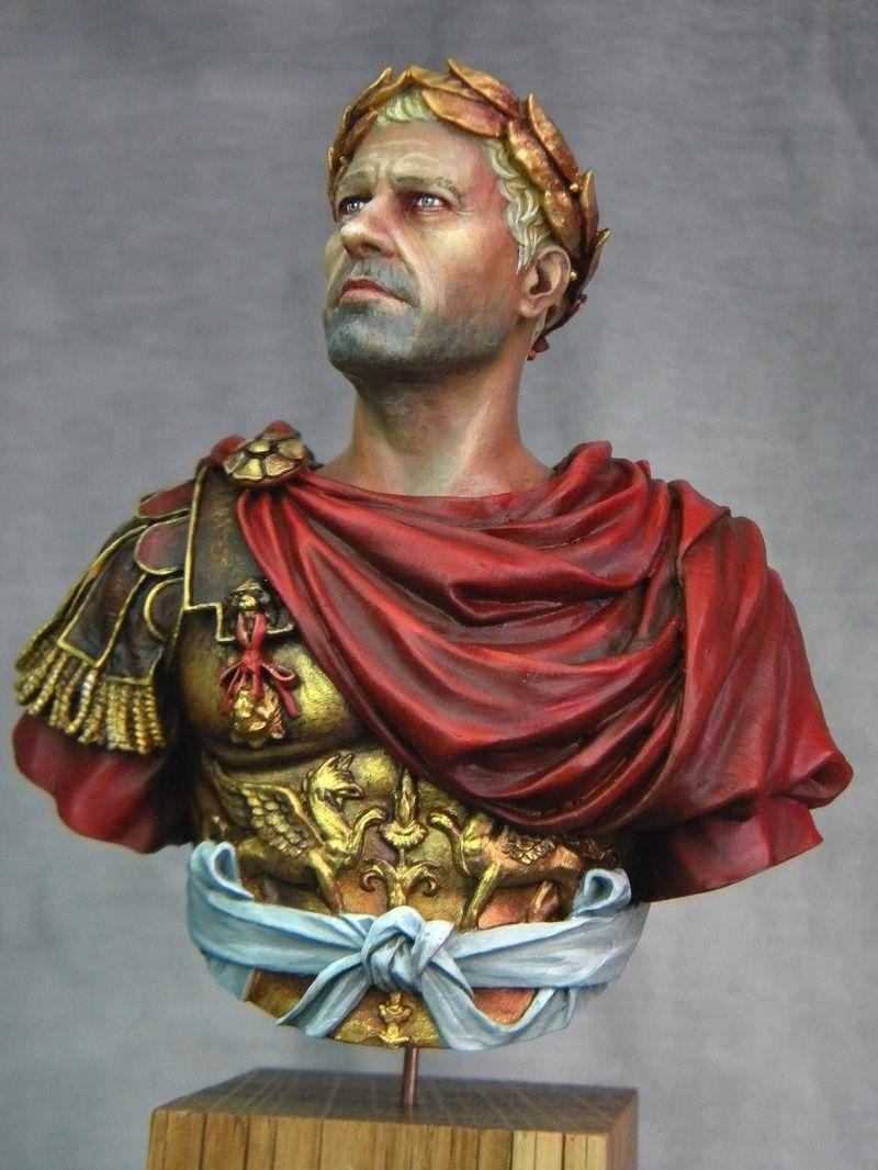 Ave Caesar  By A Demidov  U00b7 Putty U0026paint