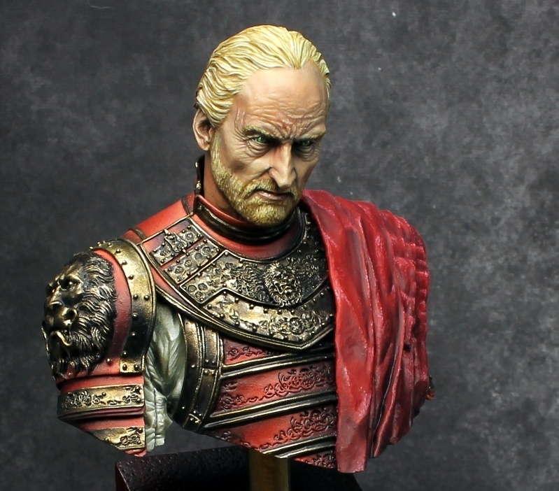 Tywin Lannister By Meg Maples 183 Putty Amp Paint