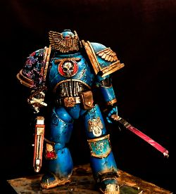 Action Figure Space marine