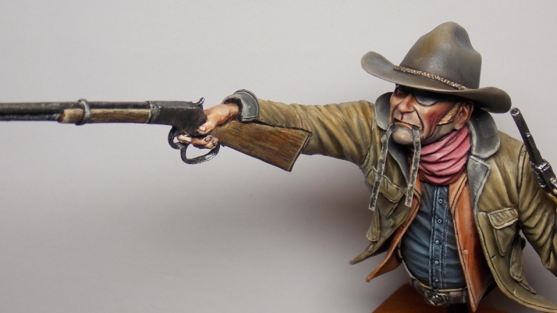 Marshal Rooster Cogburn