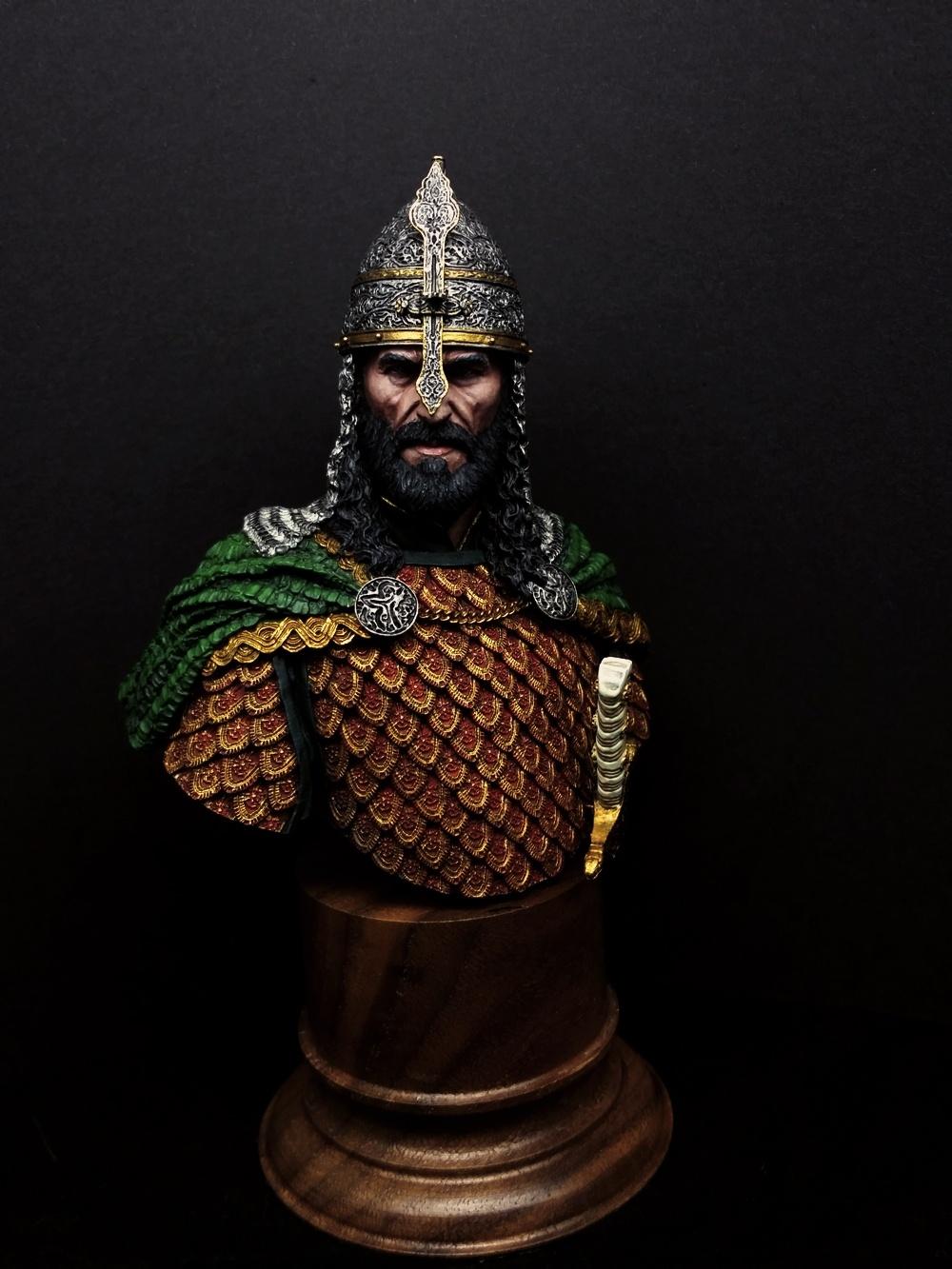 Saladin By Sebastian Quot Simon Moon Quot Reschke 183 Putty Amp Paint