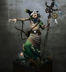 The Lord of the Spirit, druid version