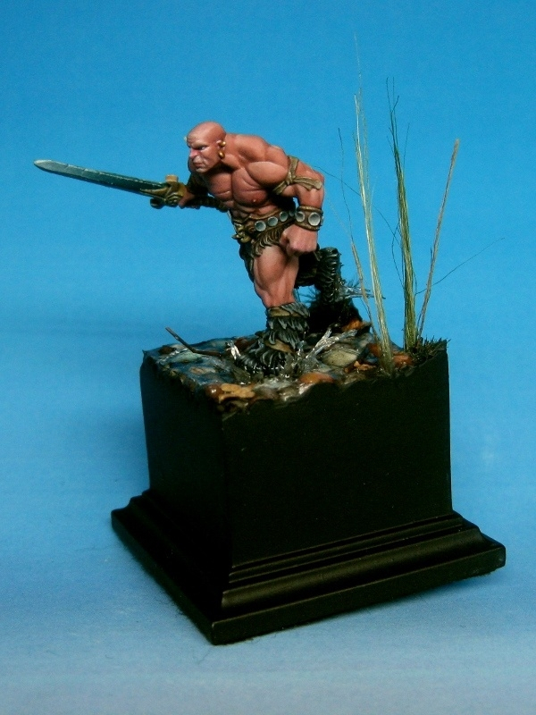 Ákos the Scorned by Hasslefree Miniatures