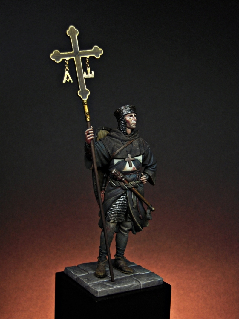Hospitaller Sergeant-at-Arms, Acre 1191