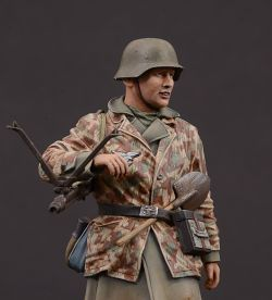 Luftwaffe Field Division Trooper Anzio Front