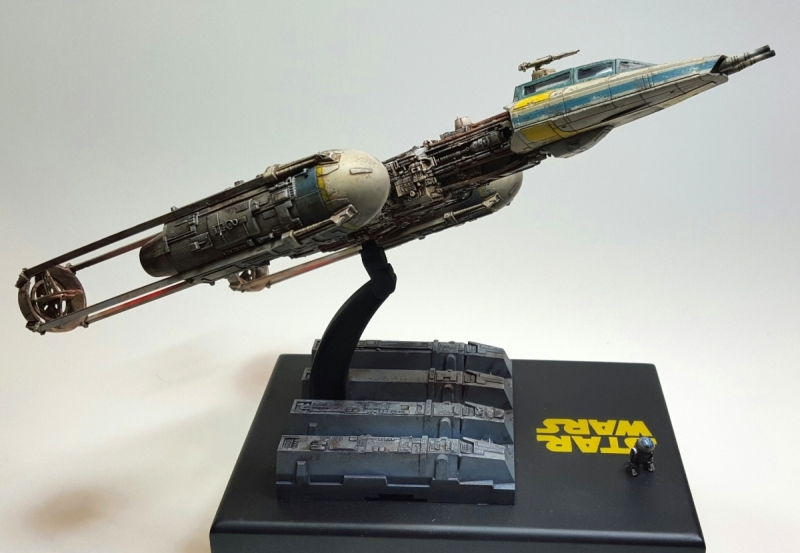 Y-Wing Starfighter