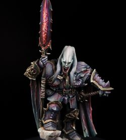 Chaos Lord of Slaanesh