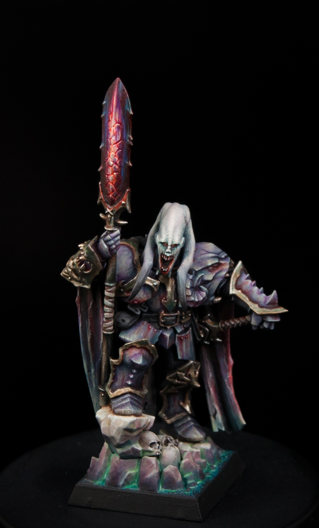 Chaos Lord Of Slaanesh By Paweł Makuch Quot Monstroys Quot 183 Putty