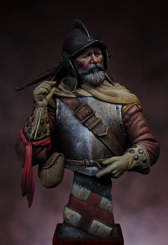 Border Reivers By Ernest 183 Putty Amp Paint