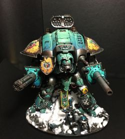 Imperial Knight Warden Games Workshops