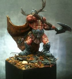 Siegfried (Simon miniature)