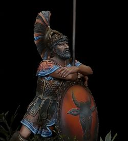 Greek Strategos, V c. B.C