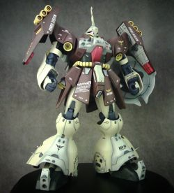 Jagd Doga prototype for newtype