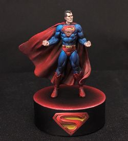 Superman (32mm) - Knight Models