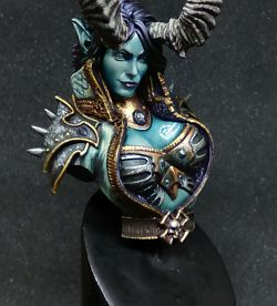 Skarre Ravenmane,Queen of the Broken Coast