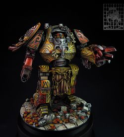 Hecaton Aiakos Minotaurs Contemptor Dreadnought