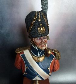 Swiss Grenadier Officer (1576)