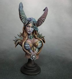 Skarre Queen of the broken coast.
