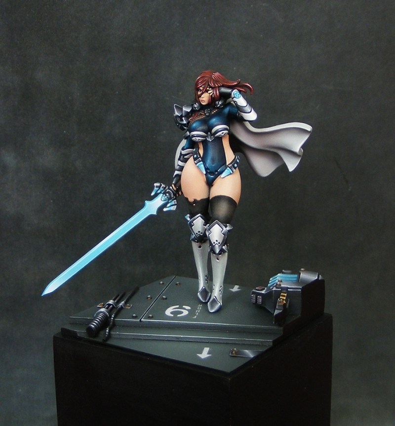 Kingdom Death Sci-fi Twilight Knight