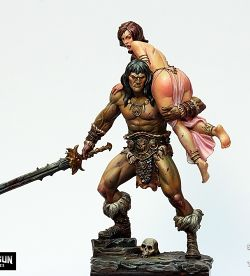 Barbarian and the Lost Princess