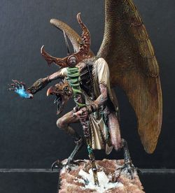 Lord of Change / Duc du Changement (2012 Forgeworld version)