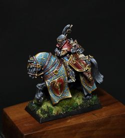 Duke of Bretonnia