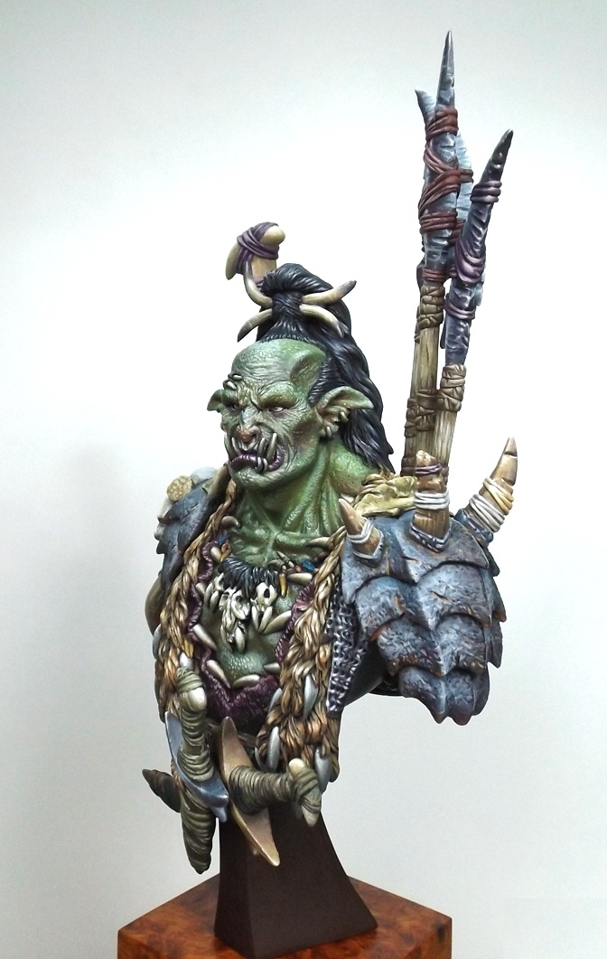The Orc!