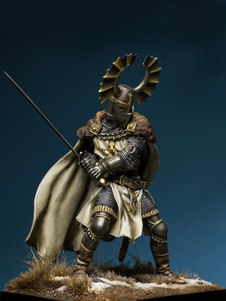 Teutonic Knight Xiv Cen By Ivan Lesnichenko Quot Demoh