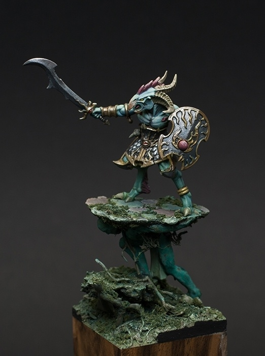 Tzaangor By Peter Quot Baphomet Quot Toth 183 Putty Amp Paint