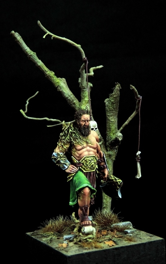Cernunnos , Keeper of the Forest