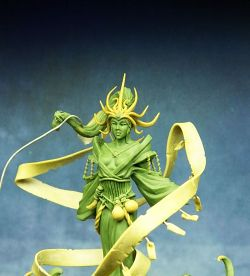 The Evil Goddes 54mm (temporary name)