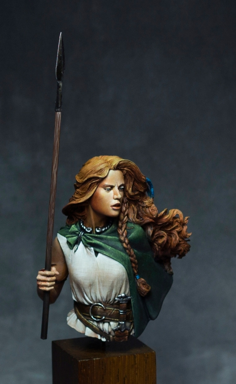 Boudicca, Celtic Queen